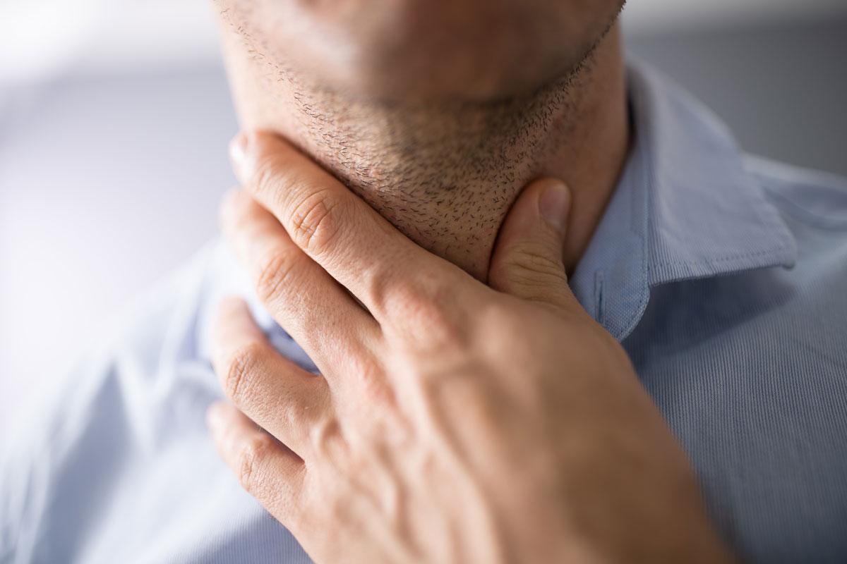 Kehlkopfkrebs Vorsorge